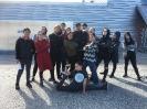 Pinngortitaq Nipiliutsigu; Singing Our Place on tour in Greenland aug. 2018.